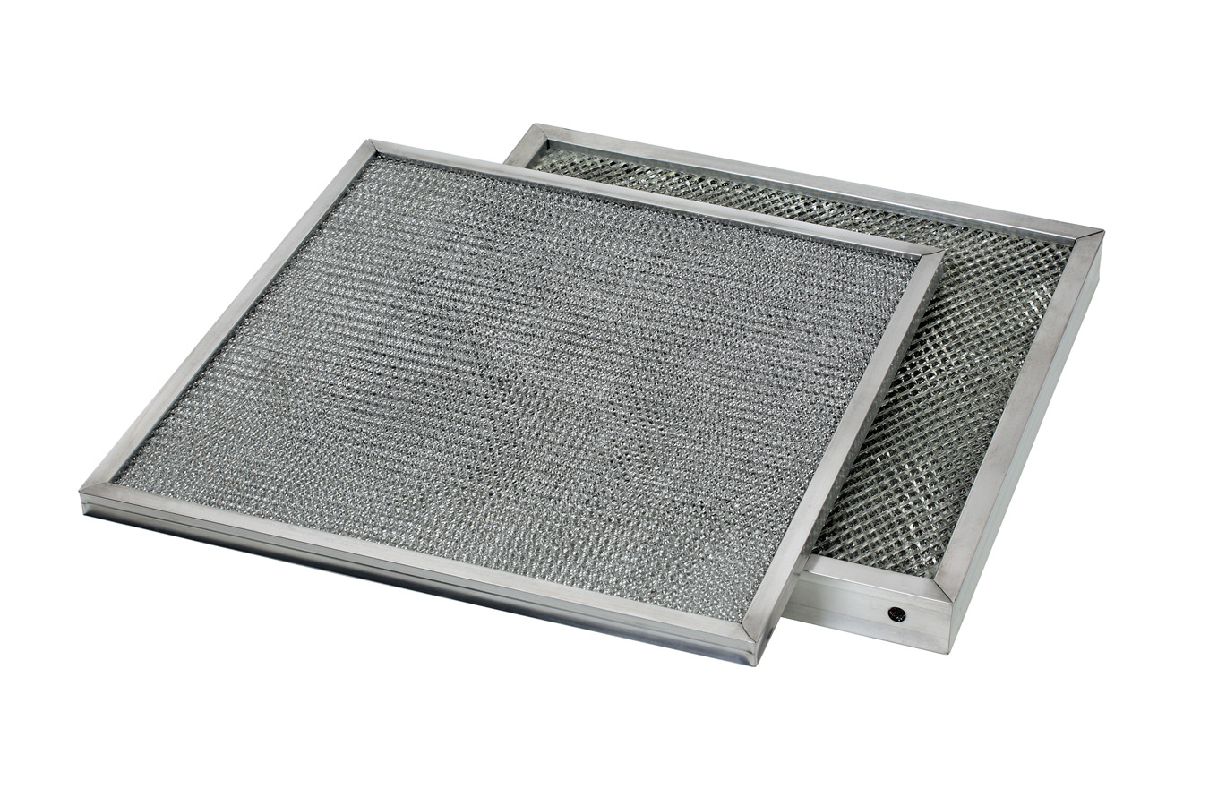 how to clean metal filter
